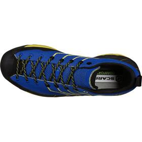 Scarpa Mescalito Knit Zapatillas Hombre, azul